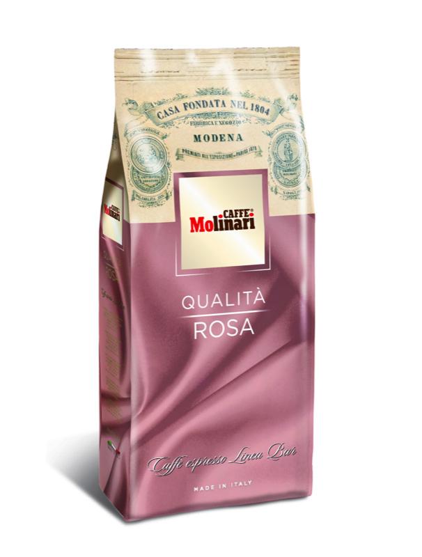 Кофе Molinari Rosa 1кг в зернах