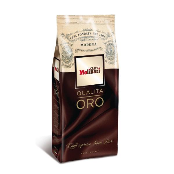 Кофе Molinari ORO 1кг в зернах