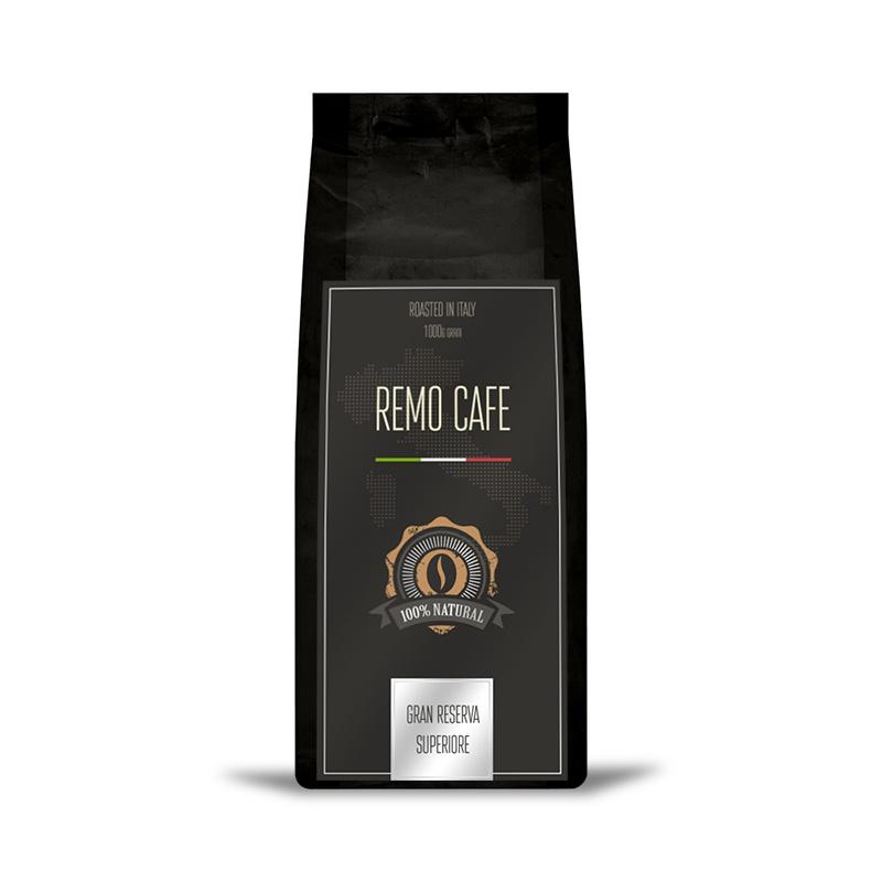 Кофе Remo Cafe — Gran Reserva Superiore в зернах